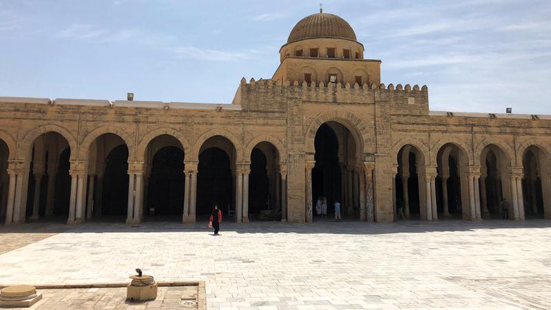 القيروان لعبت دوراً رئيساً في القرون الإسلامية الأولى. الإمارات اليوم