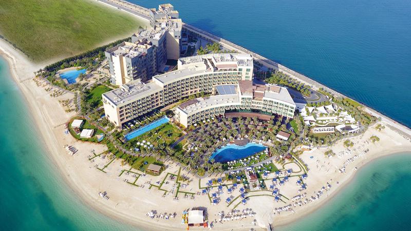 دبي تعزّز باستمرار من مكاسبها السياحية عالمياً في ظل جودة خدماتها ومرافقها.  أرشيفية