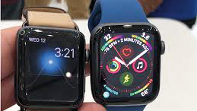 الساعات الذكية بدأت تخطف النقلات التقنية الجوهرية المؤثرة وتتسع فيها مساحات الإبداع.  من المصدر