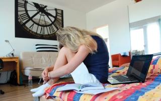 الصورة: ضغوط الدراسة تهدّد الطلاب بالاكتئاب