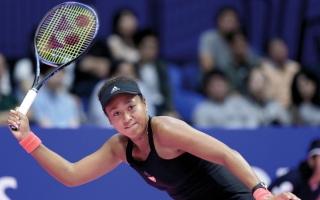 الصورة: أوساكا تقترب من أول لقب تنس في اليابان