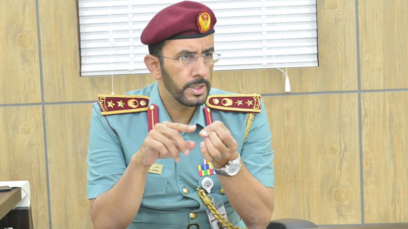 عمر الشامسي:  «منظومة (إقامة  دبي) الحالية قادرة  على تلبية كل  متطلبات معرض  إكسبو 2020».