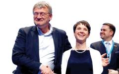 الصورة: اليمين المتطرّف يقلب الحياة السـياسية الألمانية رأساً على عقب