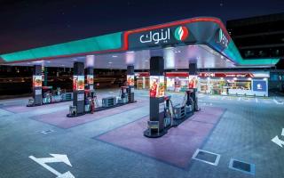 الصورة: «إينوك» تفتتح 5 محطات جديدة في دبي