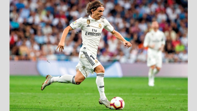 Best News Sources 2020 Real Madrid set the fate of Modric after 2020   International News