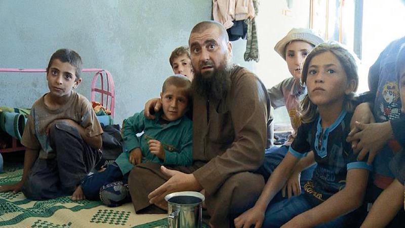 الفيلم صورة نادرة عن تفاصيل آباء لديهم أحلام مختلفة لأولادهم. أرشيفية