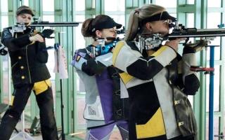 الصورة: «الجائزة الكبرى» للرماية تنطلق في مصر بمشاركة نجوم المنتخب
