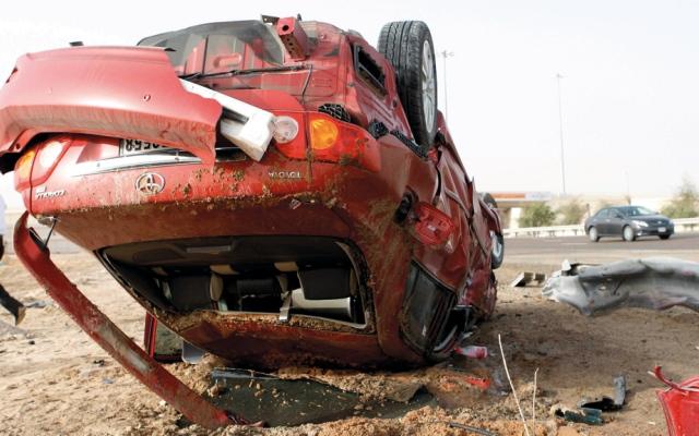 الصورة: أبوظبي تتصدى لـ«المناطق المرورية السوداء» في 38 موقعاً
