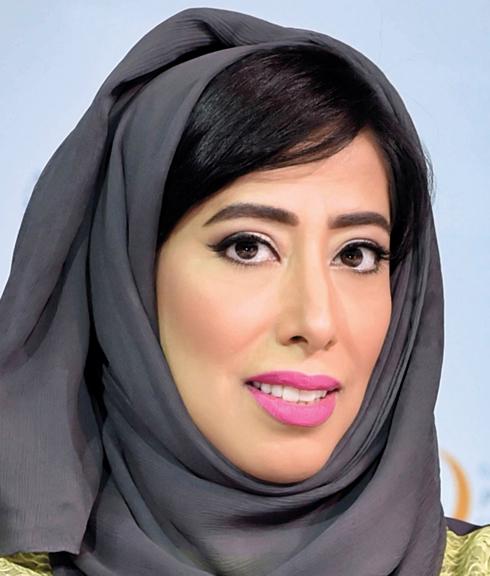 نائبة رئيسة مجلس الإمارات للتوازن بين الجنسين: منى غانم المري.