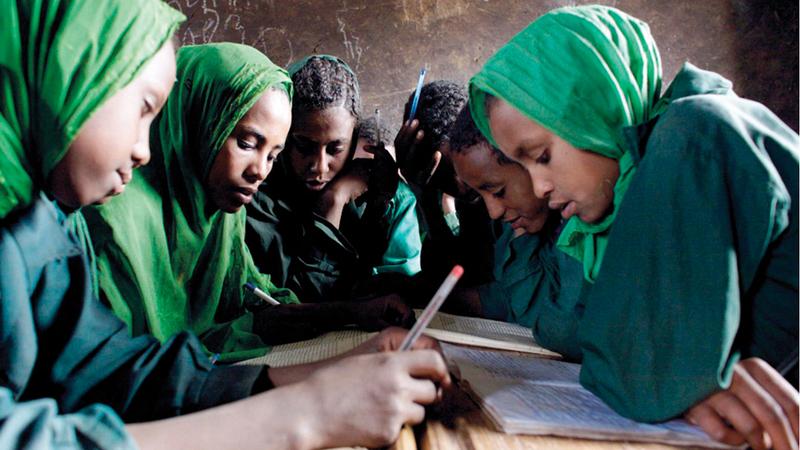 دعوات للعمل على التحاق 440 مليون طفل إفريقي بالمدارس.  أرشيفية