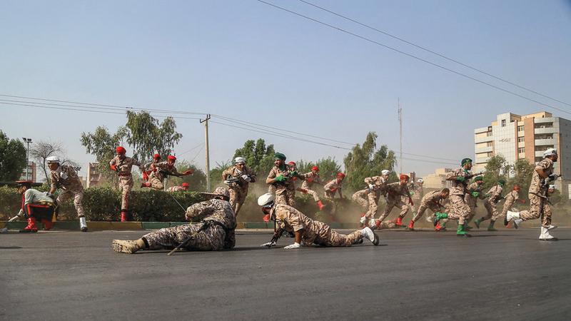 إيران ربما تتجه إلى استغلال الهجمات الأخيرة في ممارسة ضغوط جديدة على دول أوروبية. أ.ف.ب