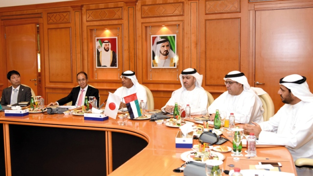 Dhs 42 Billion in Dubai Foreign Trade with Japan in 2017
