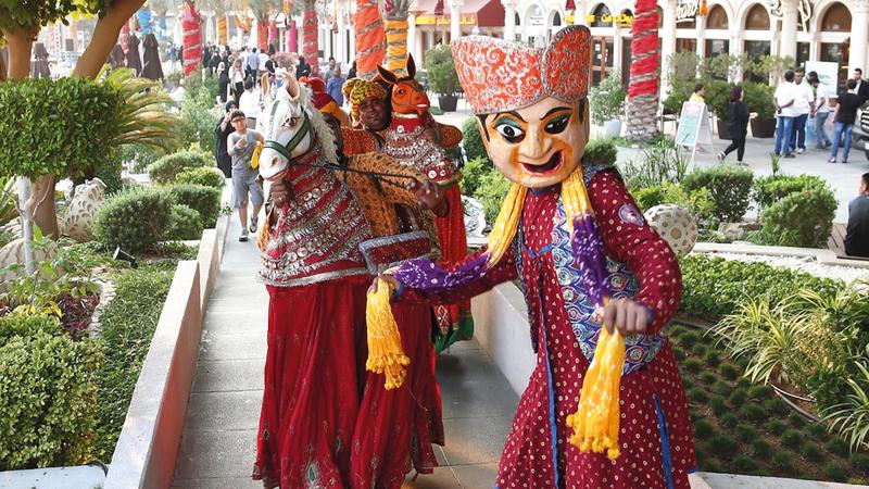 «المهرجان» سيضم باقة من العروض والأنشطة والفعاليات الفنية.  من المصدر