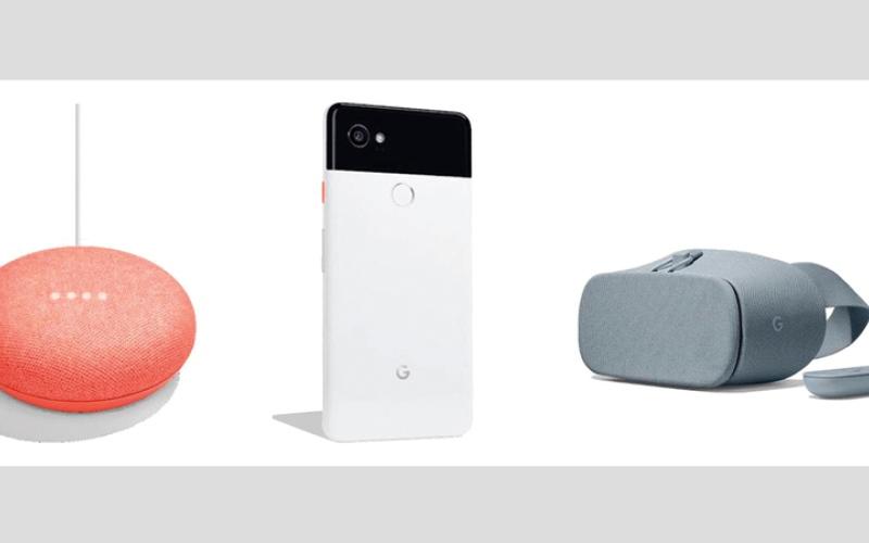 الصورة: «غوغل» تعتزم طرح 5 منتجات جديدة خلال الأسبوع المقبل