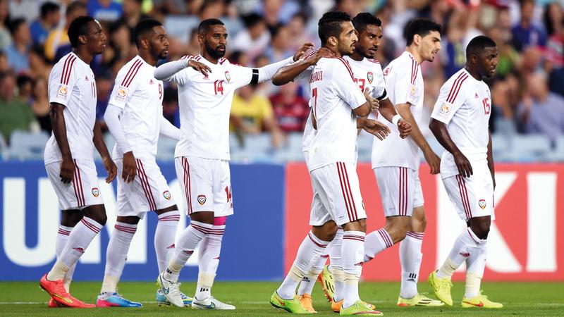 المنتخب فاز بالمركز الثالث في كأس آسيا 2015 ويتطلع للفوز باللقب في 2019.  إي.بي.إيه