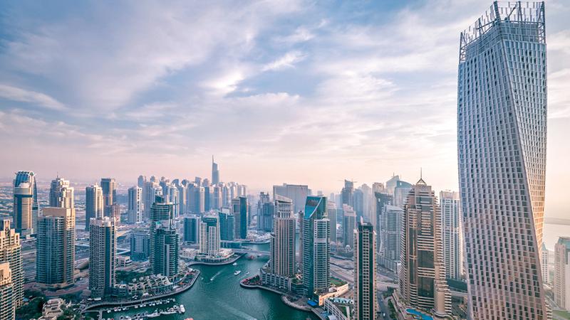 سوق دبي العقارية اكتسبت صفة مستدامة بفضل مجموعة من المبادرات المبتكرة والحلول الاستباقبة. أرشيفية