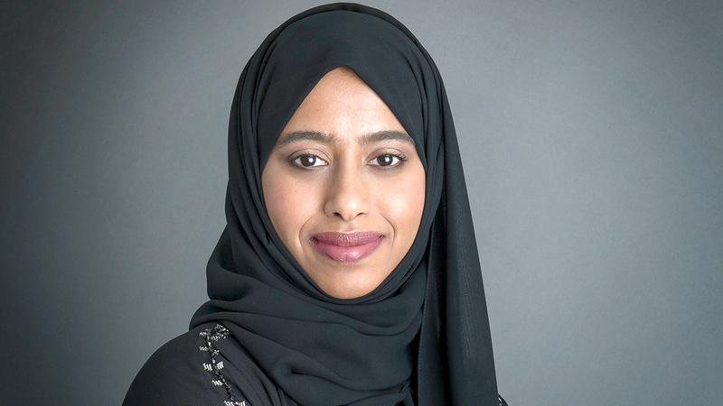 ناهد الحميري:  «نختار ما يثري مناهج  التعليم في الإمارات  ويعزز من قيمة  الدولة».