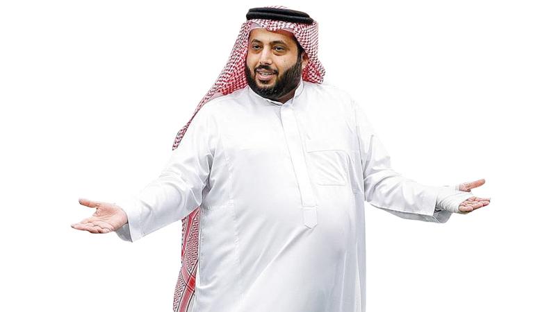 تركي آل الشيخ:  «المستشار مرتضى منصور خط أحمر،  ولن نسكت أو نقف كالمتفرجين».