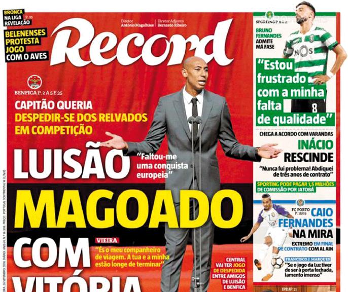 صحيفة ريكورد البرتغالية ذكرت أن نادي بورتو مهتم بكايو. من المصدر