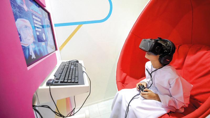 الألعاب الإلكترونية تهدّد بتغيّر سلوك الطفل وتكسبه الأنانية والعصبية والتنمر.  أرشيفية
