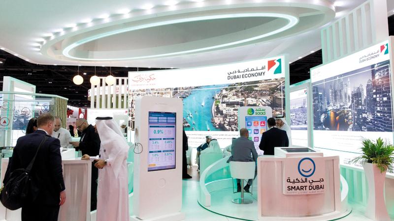 اقتصادية دبي تحرص على تقديم الدعم والتسويق لمجتمع الأعمال في دبي من مختلف الشرائح. أرشيفية