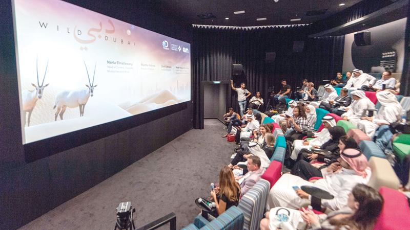 الفيلم يضيء جوانب مهمة من التراث والثقافة الإماراتية العريقة الضاربة في الأصالة. من المصدر