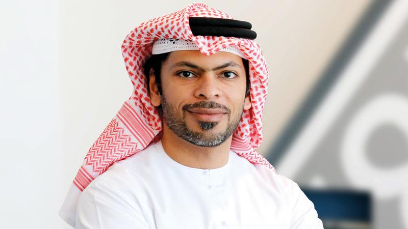 إسماعيل علي عبدالله: «(ستراتا) تدير 11 خط إنتاج ولديها 700 موظف من 30 جنسية مختلفة».
