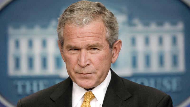 دبليو بوش. أرشيفية