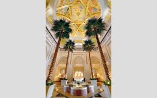 الصورة: سرّ اختيار النزلاء الفنادق الفخمة