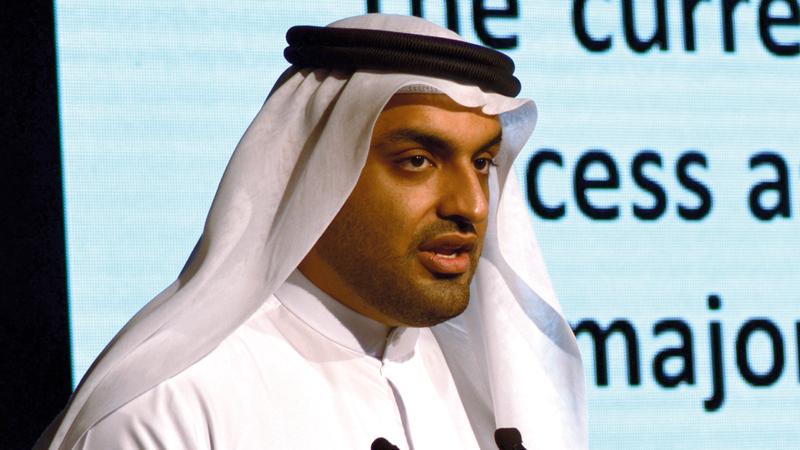 محمد علي راشد لوتاه: «إدارة حماية المستهلك توفر حلاً مناسباً لشكاوى المستهلكين خلال مدة زمنية قياسية».