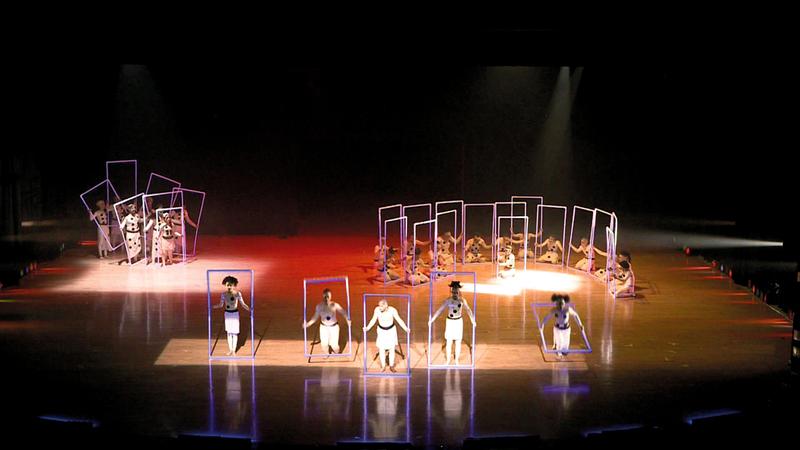 الدورة الجديدة تتميز بأعمال ذات مضمون عالي المستوى من ناحية قوة النص المسرحي والرؤية الإخراجية. أرشيفية