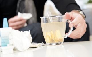 الصورة: وصفات منزلية لمحاربة نزلات البرد