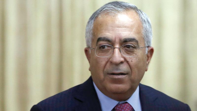سلام فياض نفذ إصلاح النظام المالي في السلطة وعمل على إعادة هيكلة الإنفاق.