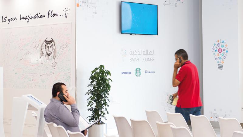 اقتصادية دبي أكدت أنها تستهدف توفير بيئة أعمال متكاملة تتوافر فيها كل التسهيلات والخدمات الفاعلة.  أرشيفية