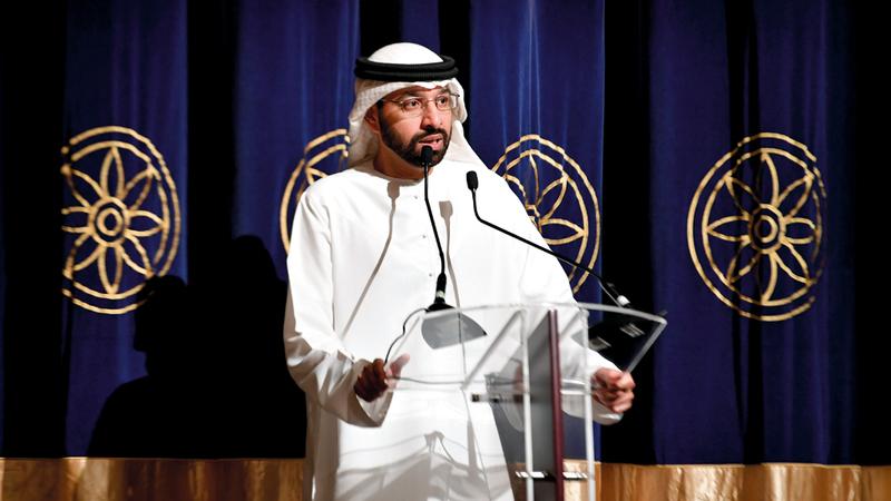 سعيد النابودة : المدير العام بالإنابة في هيئة دبي للثقافة والفنون.