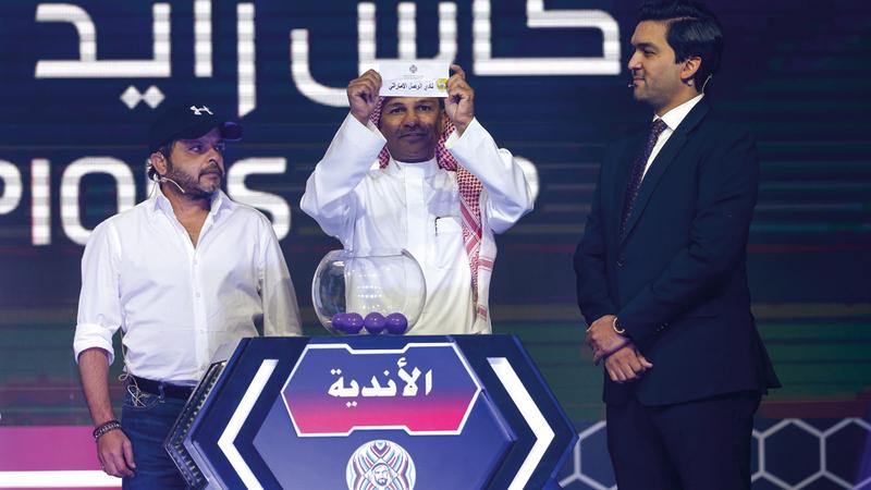 الوصل سيواجه الأهلي المصري في دور الـ16 من بطولة كأس زايد للأندية الأبطال. من المصدر