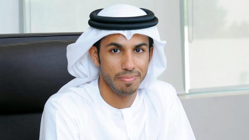 محمد بن هزام الظاهري :  الأمين العام لاتحاد الكرة