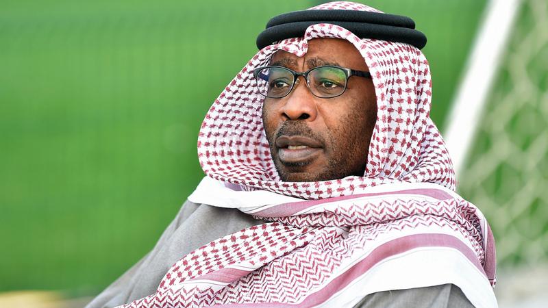 عبدالله صالح: «زاكيروني سعيد للغاية بالمجموعة الجديدة من اللاعبين، المنضمة إلى صفوف المنتخب».