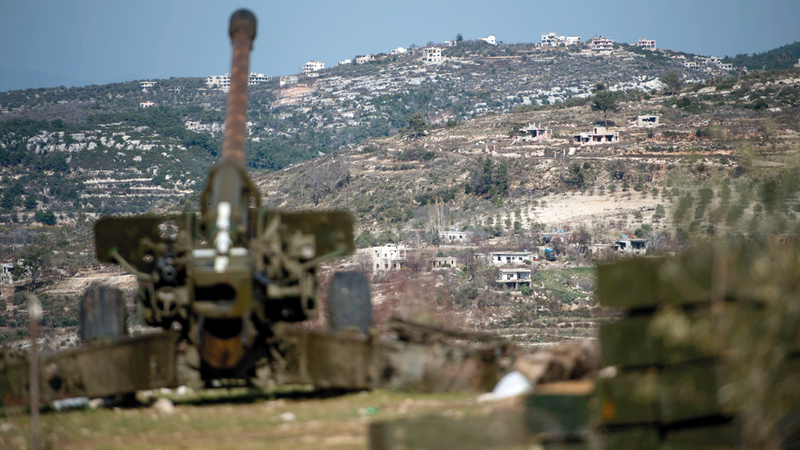 روسيا أجبرت دمشق على قبول صفقة إدلب.  أرشيفية