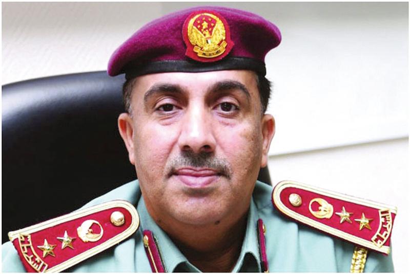 العقيد أحمد النقبي:  «تنفيذ حملة توعية  للقضاء على ظاهرة  انتشار المركبات  المهجورة  والمهملة».