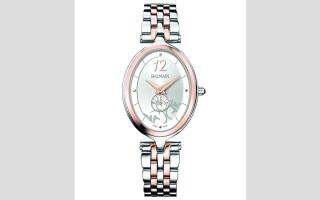 الصورة: ساعة «بالمان هوت إليجانس أوفال»  تعكس روح العلامة