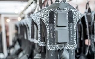 الصورة: بدلة جديدة تتيح للصُمّ حضور حفل موسيقي