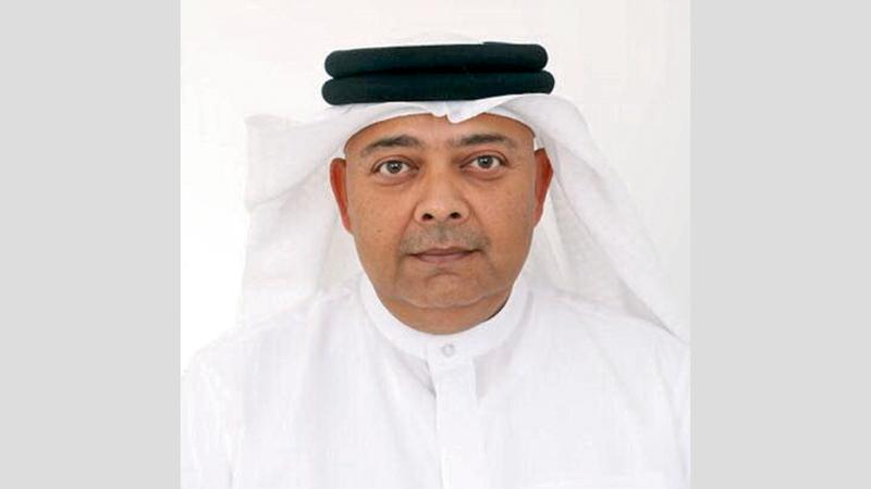 المدير التنفيذي لمزارع وإسطبلات المرموم يحيى يوسف. من المصدر