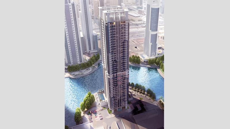القداح أكد أن الشركة قامت بتسليم 2500 وحدة سكنية و«تاون هاوس».  من المصدر
