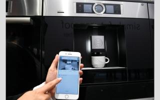 الصورة: ماكينات القهوة الذكية.. تلبّي طلباتك وأنت في السرير
