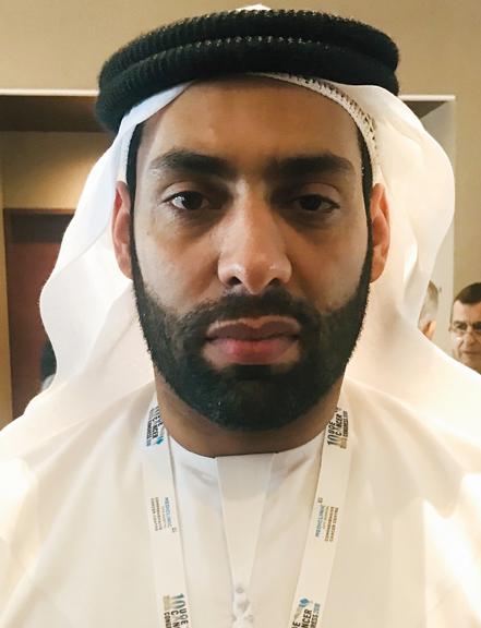 الدكتور حميد الشامسي : استشاري الأورام السرطانية في مستشفى توام