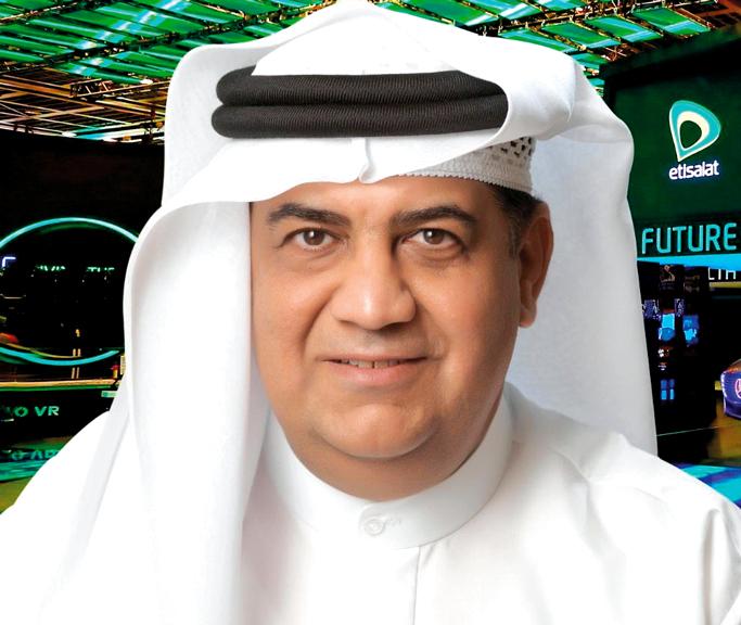 صالح عبدالله العبدولي:  «(إكسبو 2020  دبي) أول جهة في  المنطقة وإفريقيا  وجنوب آسيا تحصل  على خدمات الجيل  الخامس».