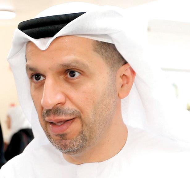 الدكتور عارف الحمادي: «جامعة خليفة تبوأت  المرتبة الأولى بين  الجامعات العربية،  في مؤشر (البحث  العلمي)».