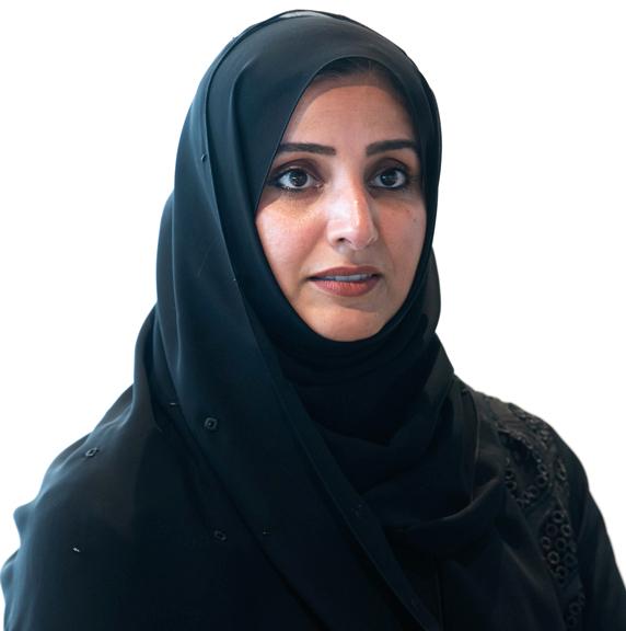 عائشة بنت بطي بن بشر:  «المجتمعات الغربية تنبهر دائماً باستعراض المبادرات  الذكية لدبي في الفعاليات الدولية».