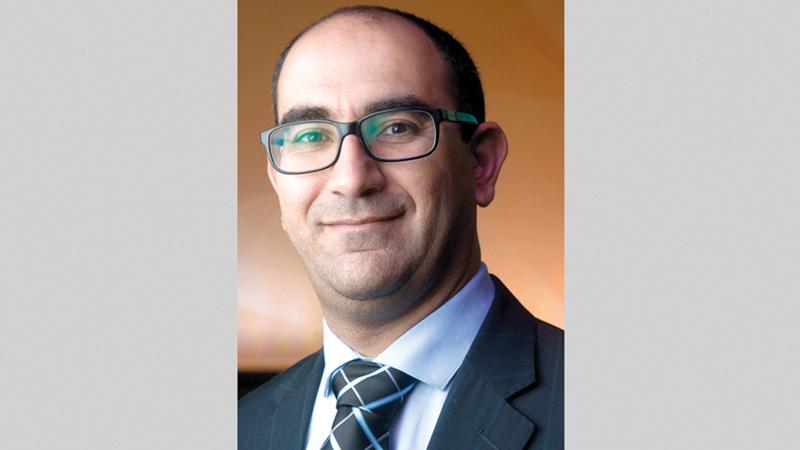 طارق عباس:  «بعض الصفحات الإلكترونية غير الشرعية أو الزائفة، لا  تكون بالضرورة معروفة لبرامج وأنظمة الحماية».